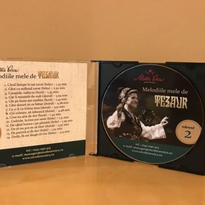 """Melodiile mele de tezaur "" Nicoleta Voica – CD 2"