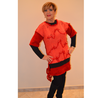 Bluza NStyle Red Surprise
