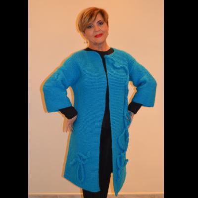 Palton NStyle Blue Fantasy